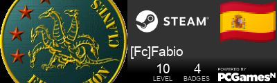 [Fc]Fabio Steam Signature