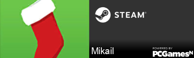 Mikail Steam Signature