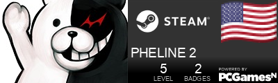 PHELINE 2 Steam Signature