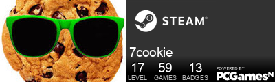 7cookie Steam Signature