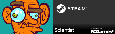 Scientist Steam Signature
